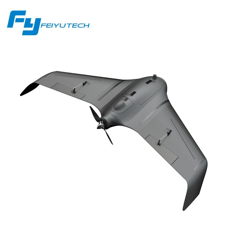 Professional Airplane Aerial Photography / Mapping System RC Fixed
