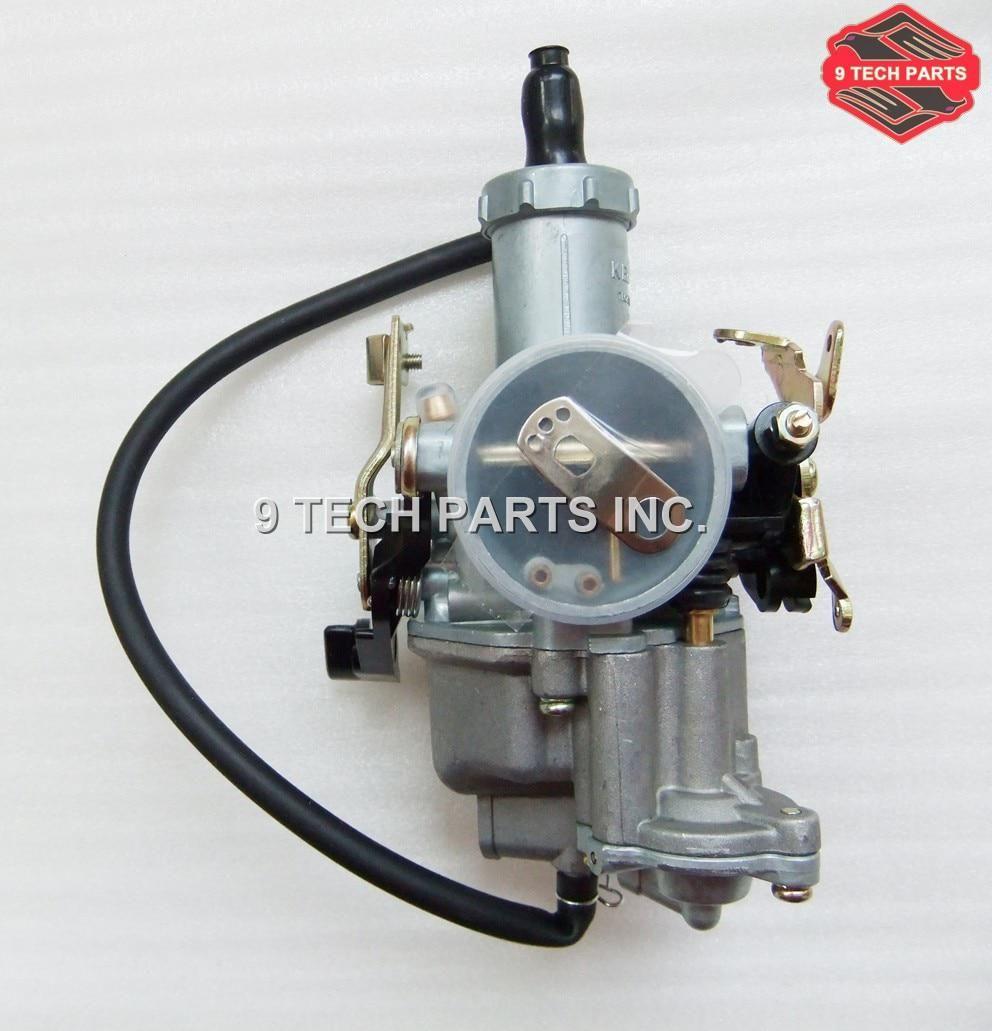 PZ30 30mm Carburetor Power Jet Accelerating Pump Cable Choke