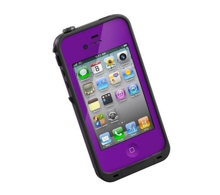 LifeProof Waterproof IPhone Case 4 And 4s