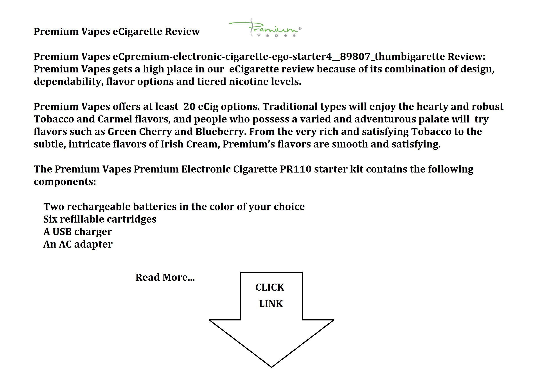 HttpBetterecigaretteNetEcigaretteReviewResults