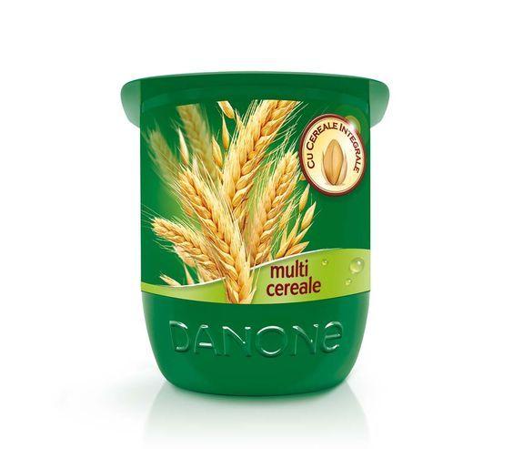 Danone Activia Multicereal Yogurt Empaques Y Postres