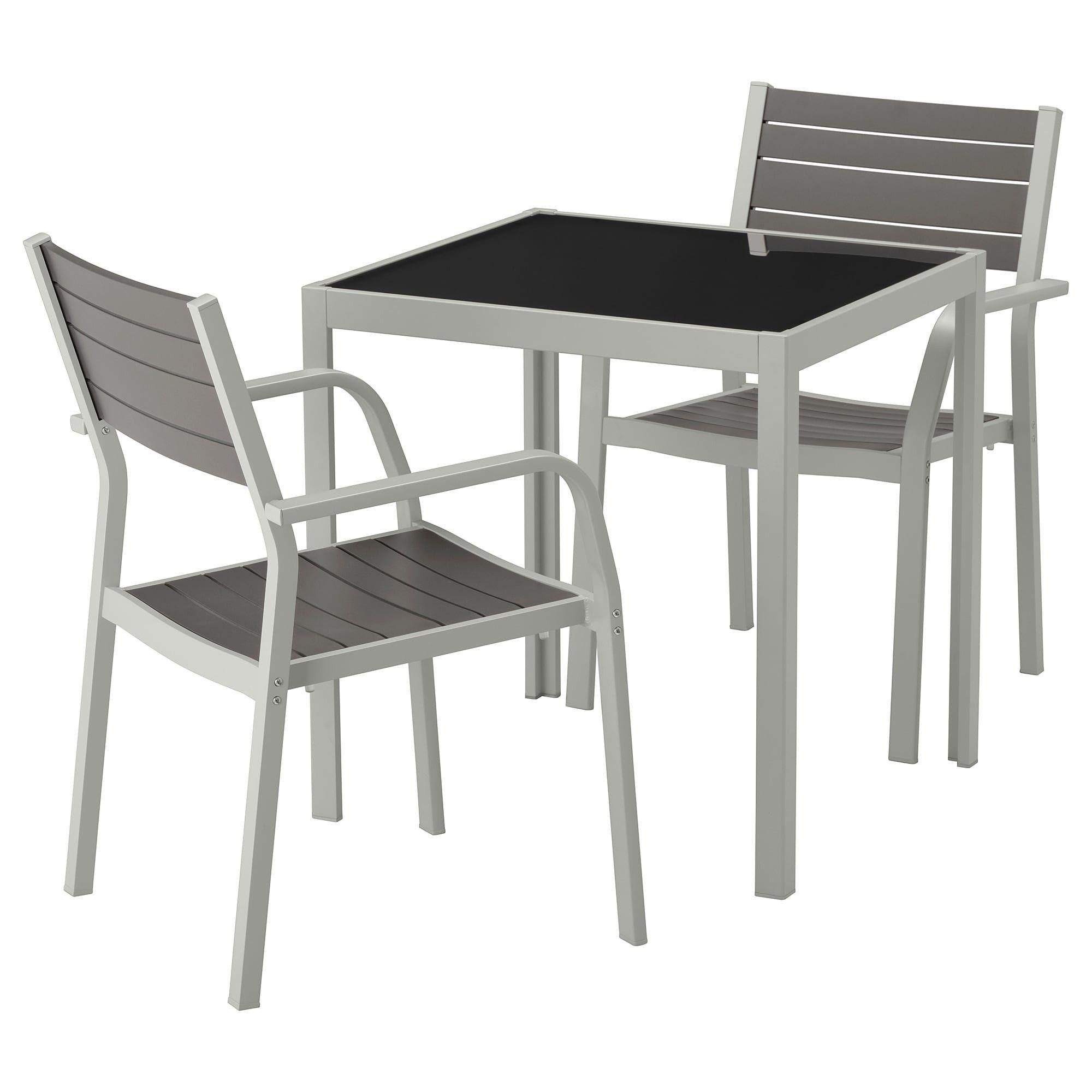 Table Et Chaise De Jardin Ikea