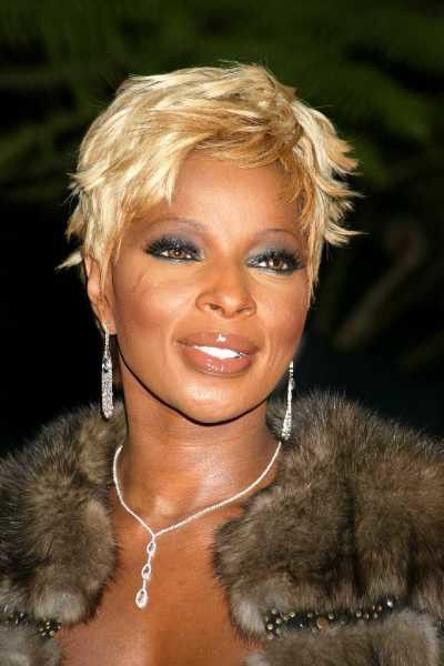 Mary J Blige Hairstyles Pictures Short Hairstyles Kelis Short