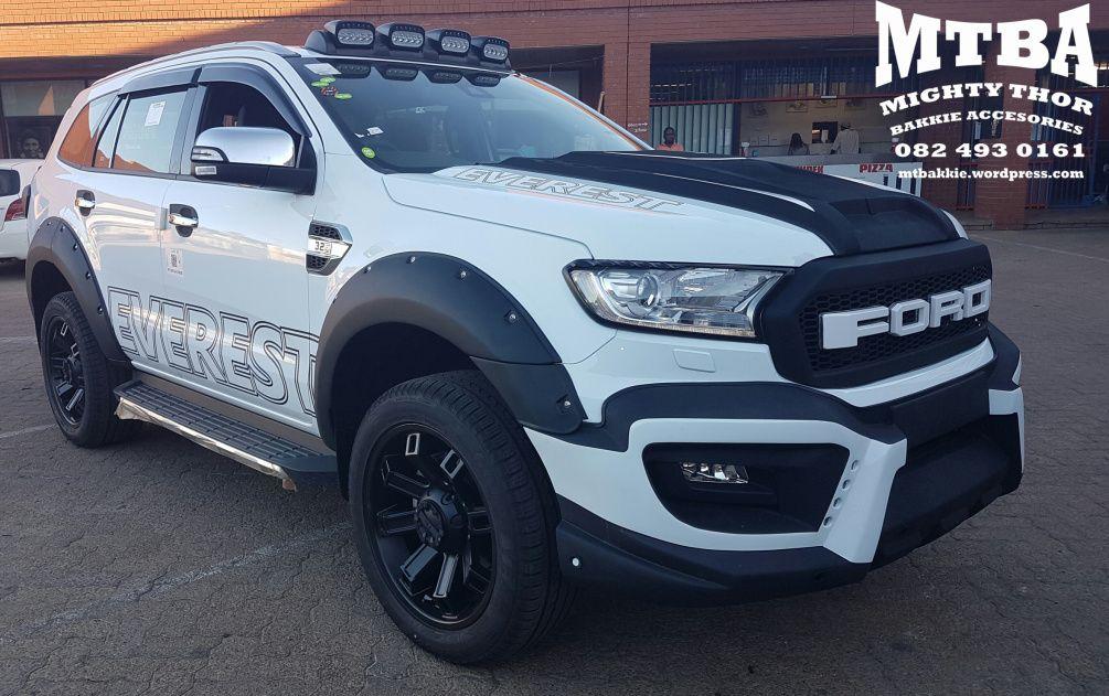 Ford Everest Body Kits Motor En Autos