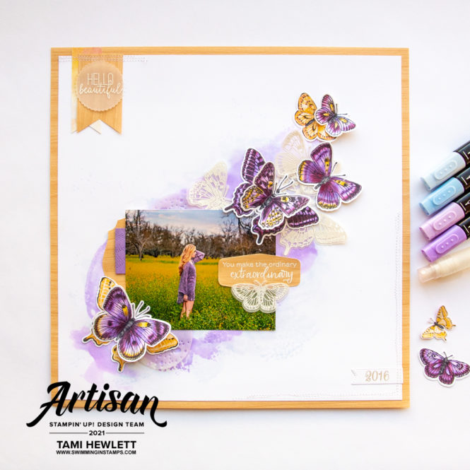 Stampin' Up! – Butterfly Bouquet