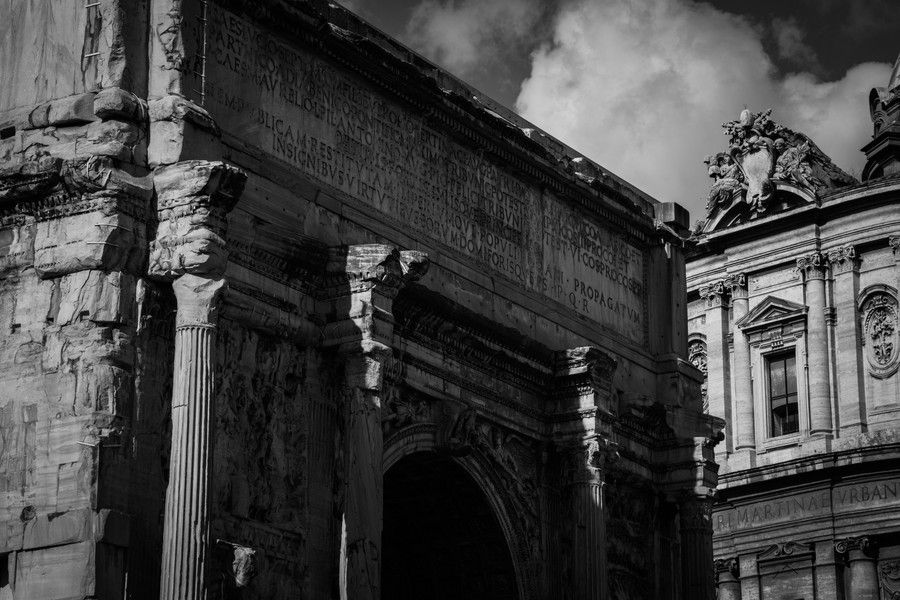 Arch of Titus by Steven Peterson on 500px