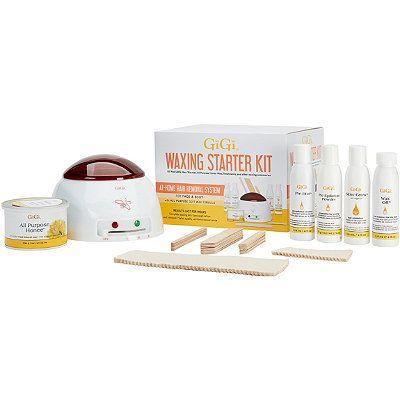 gigi at home beginner waxing starter kit  ulta beauty