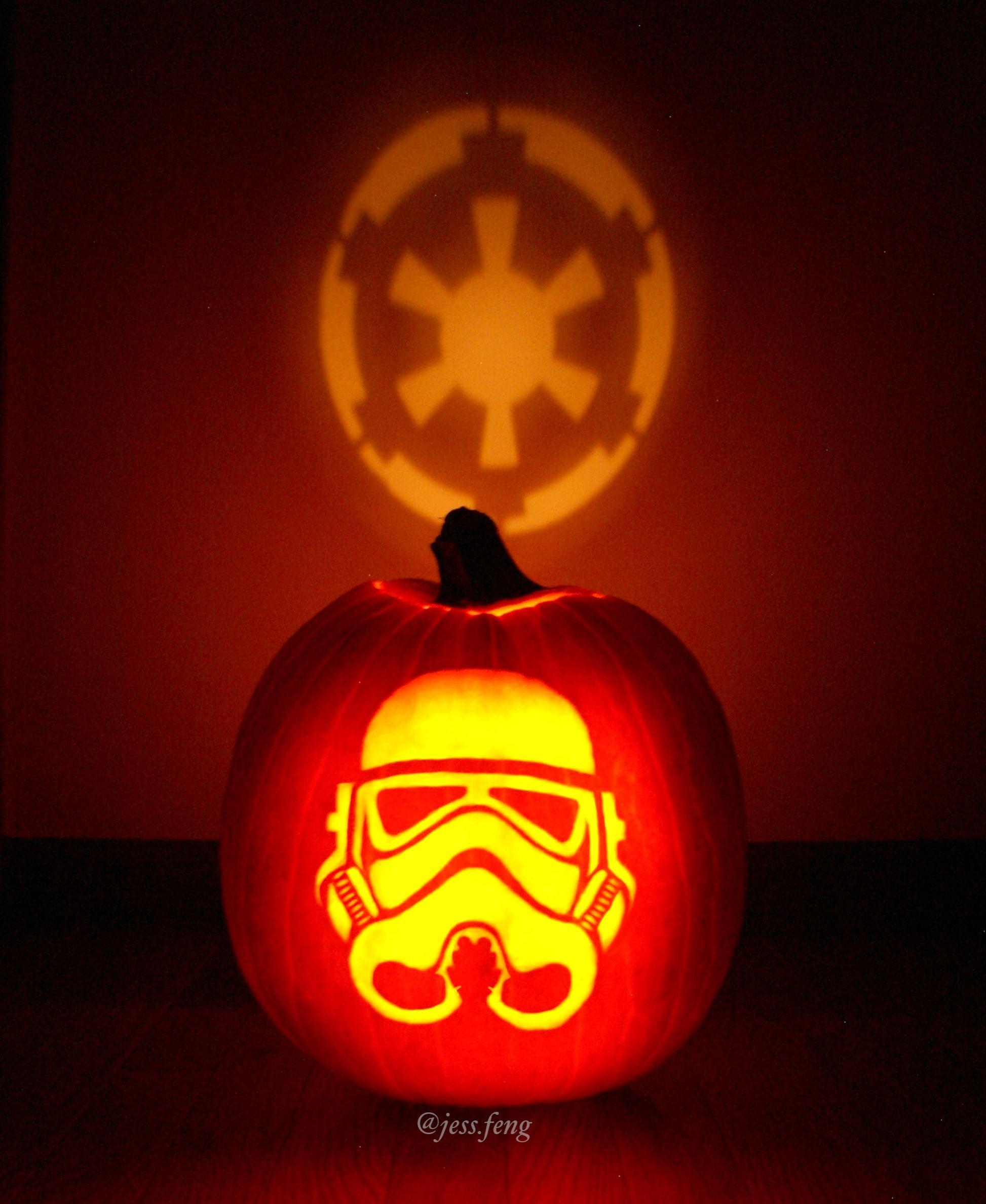 Print And Carve Out Star Wars Pumpkins Boba Fett Star Wars