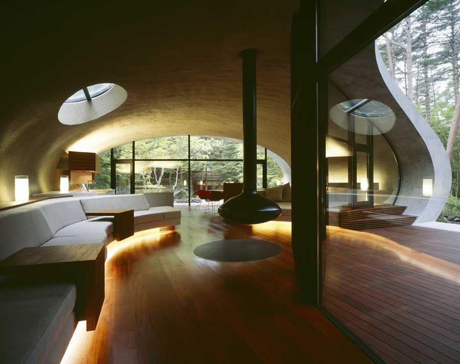 The Shell Villa Contemporary Japanese Design u2013