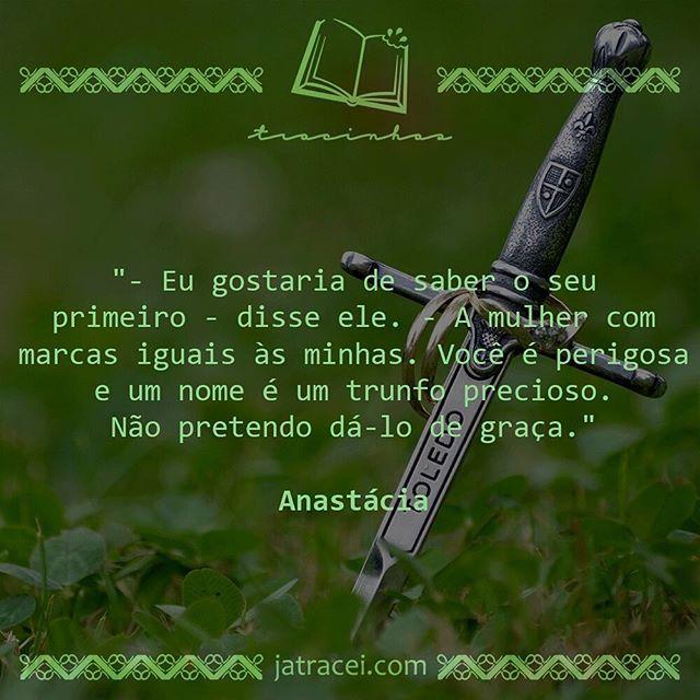 Livro - Anastácia