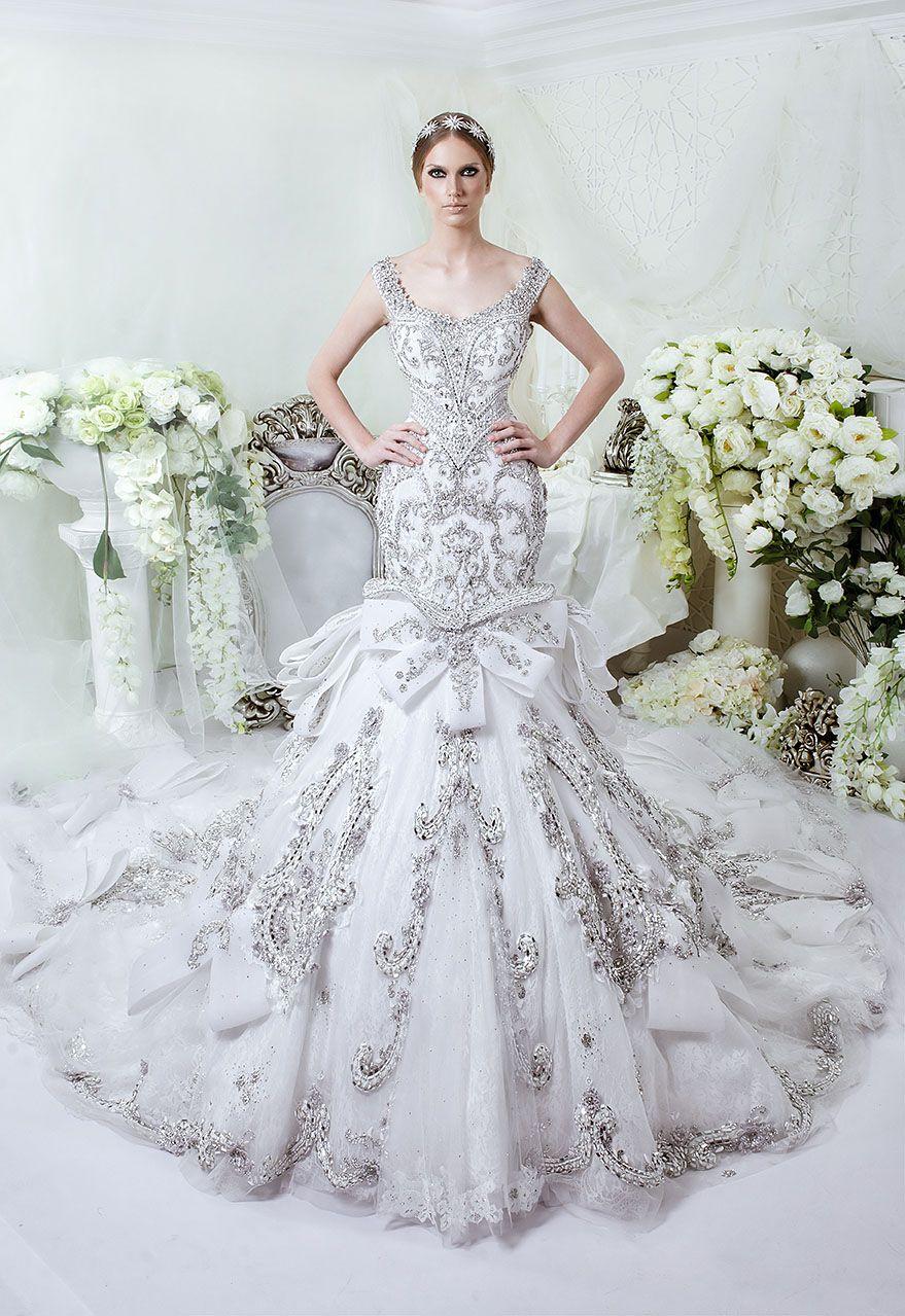 整體珠樣cutting ブライダル pinterest weddings wedding dress
