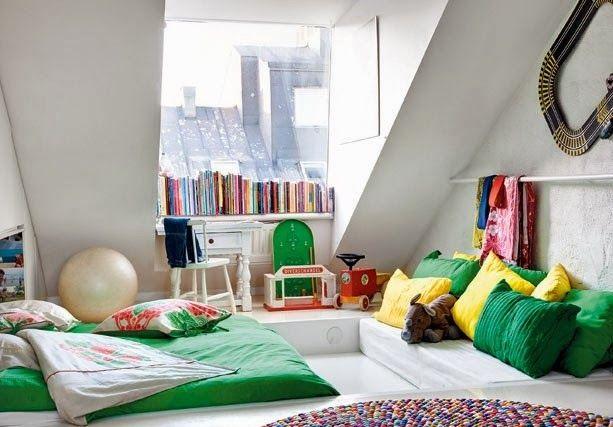 Cuarto de ni os okissia habitaci n montessori for Decoracion habitacion infantil montessori