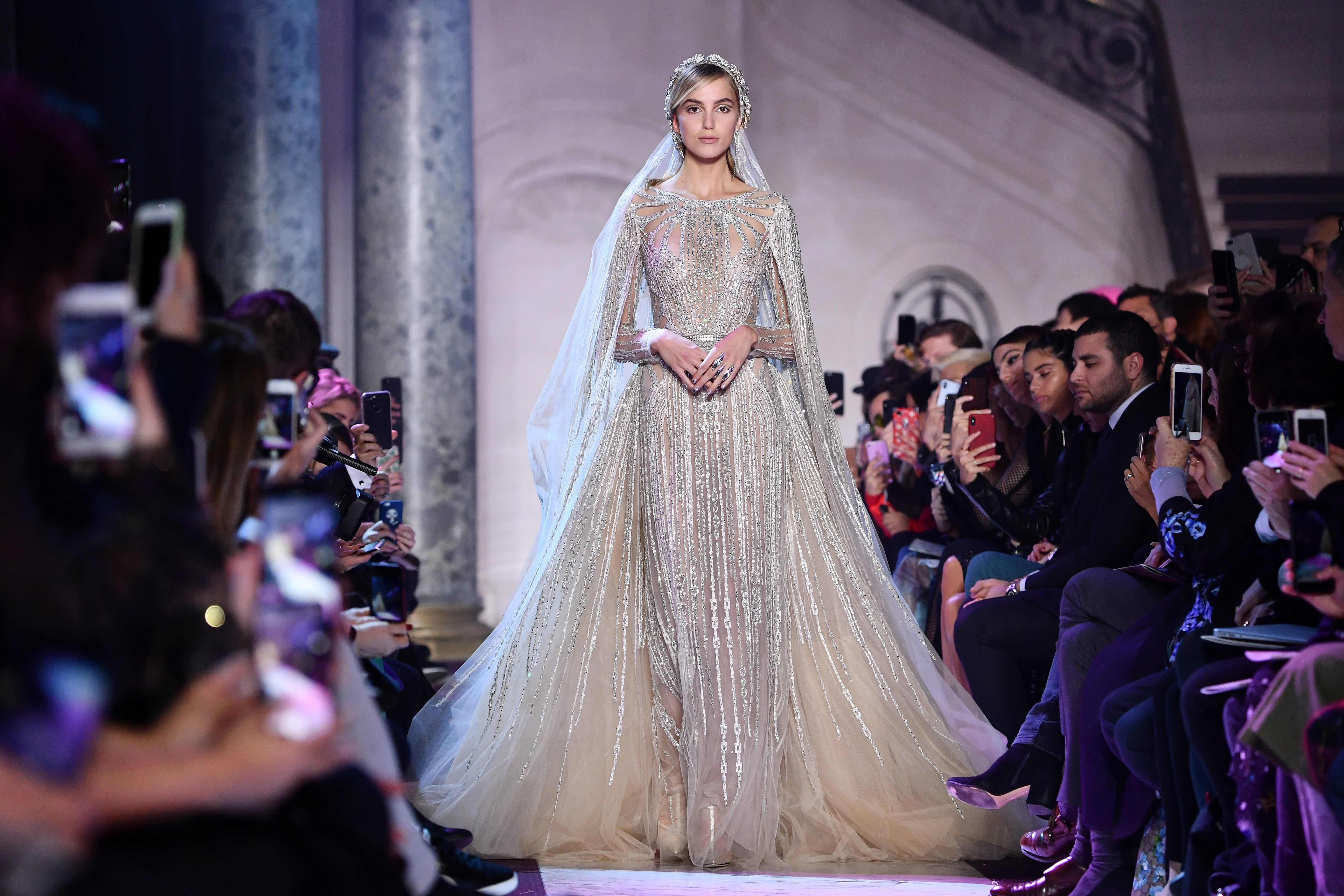 7 Dream Dresses We Loved At Couture Fashion Week