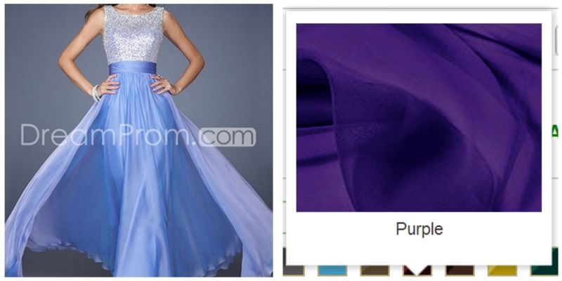 My Prom Dress, officially:)