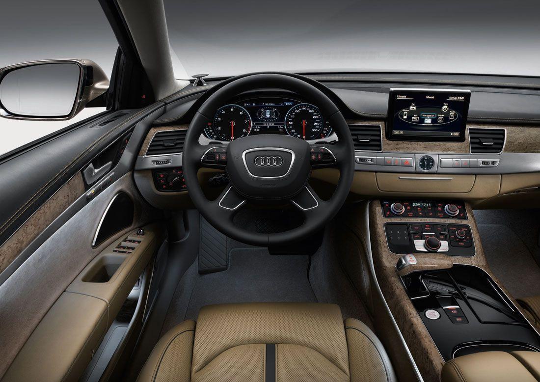 Audi A8 L With Images Best Luxury Cars Car Interior Design Audi A8