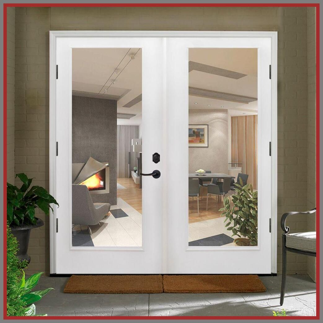106 Reference Of Steel Patio Door At Home Depot In 2020 Patio Doors French Doors Patio Fiberglass Patio Doors