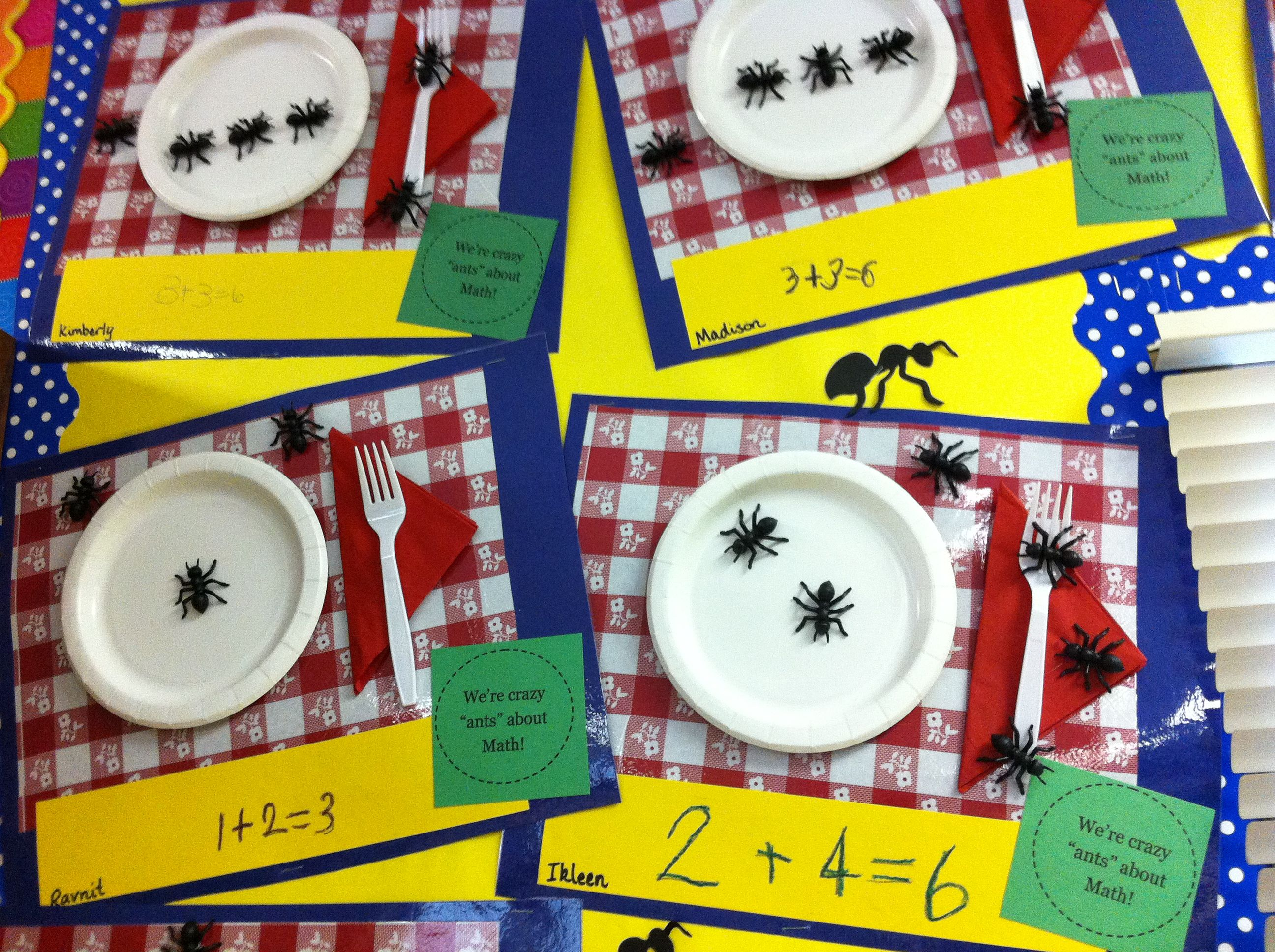 Addition Fun Picnic Style My Class Loved It