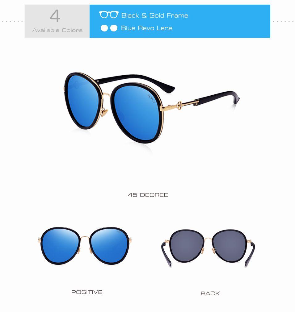Women's Original Brand Sunglasses Big Frame Shades New Summer Style Gafas - Sunglasses