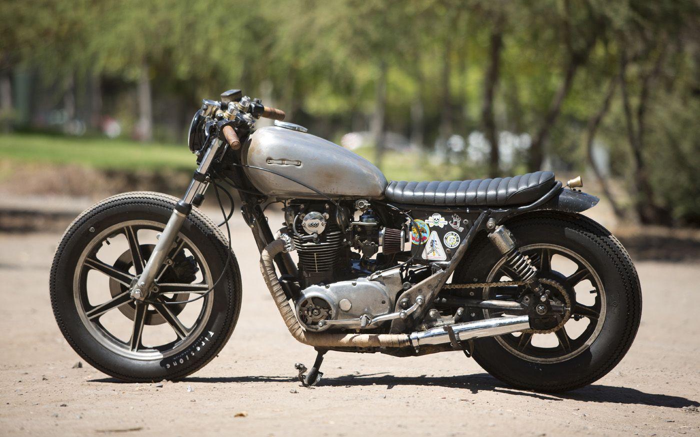 86 Mc 2 Custom Bikes Cafe Racers Brat Bike Motorcycle