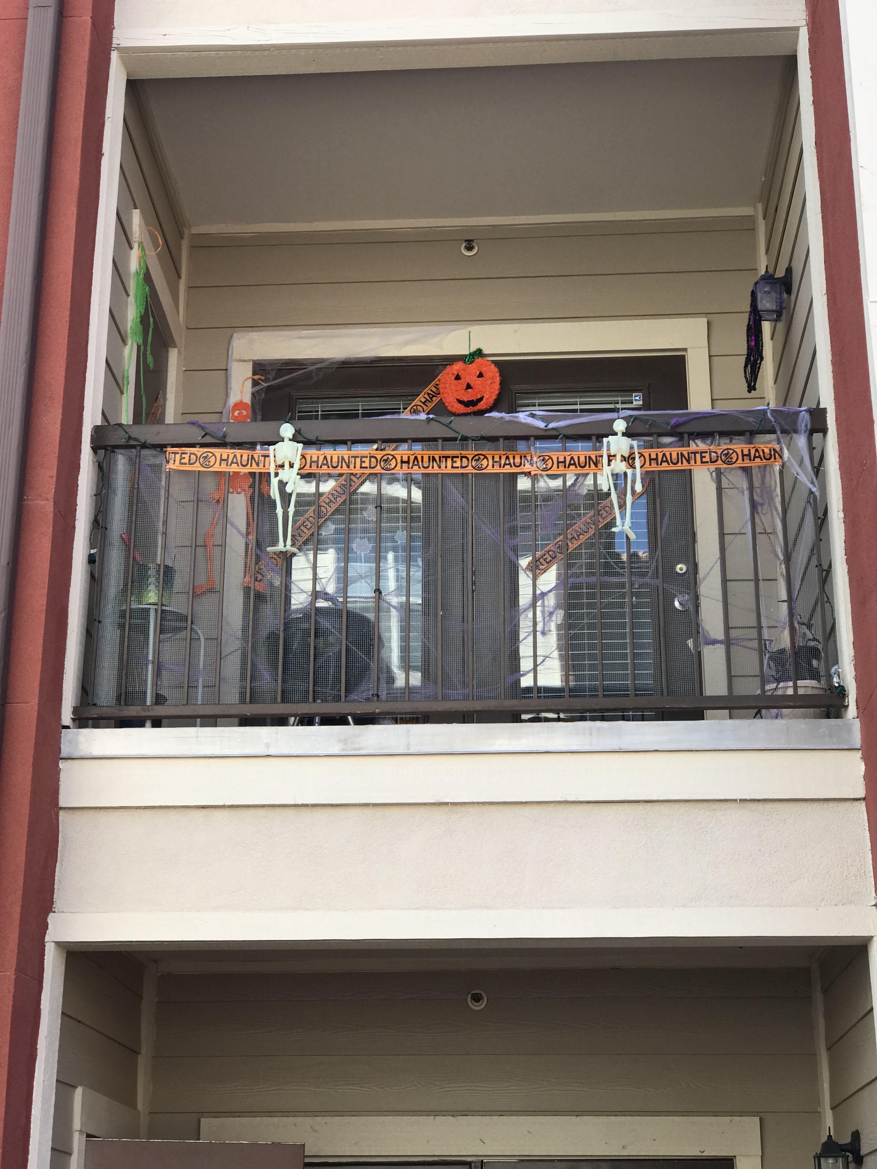 34++ Halloween balcony decor ideas in 2021