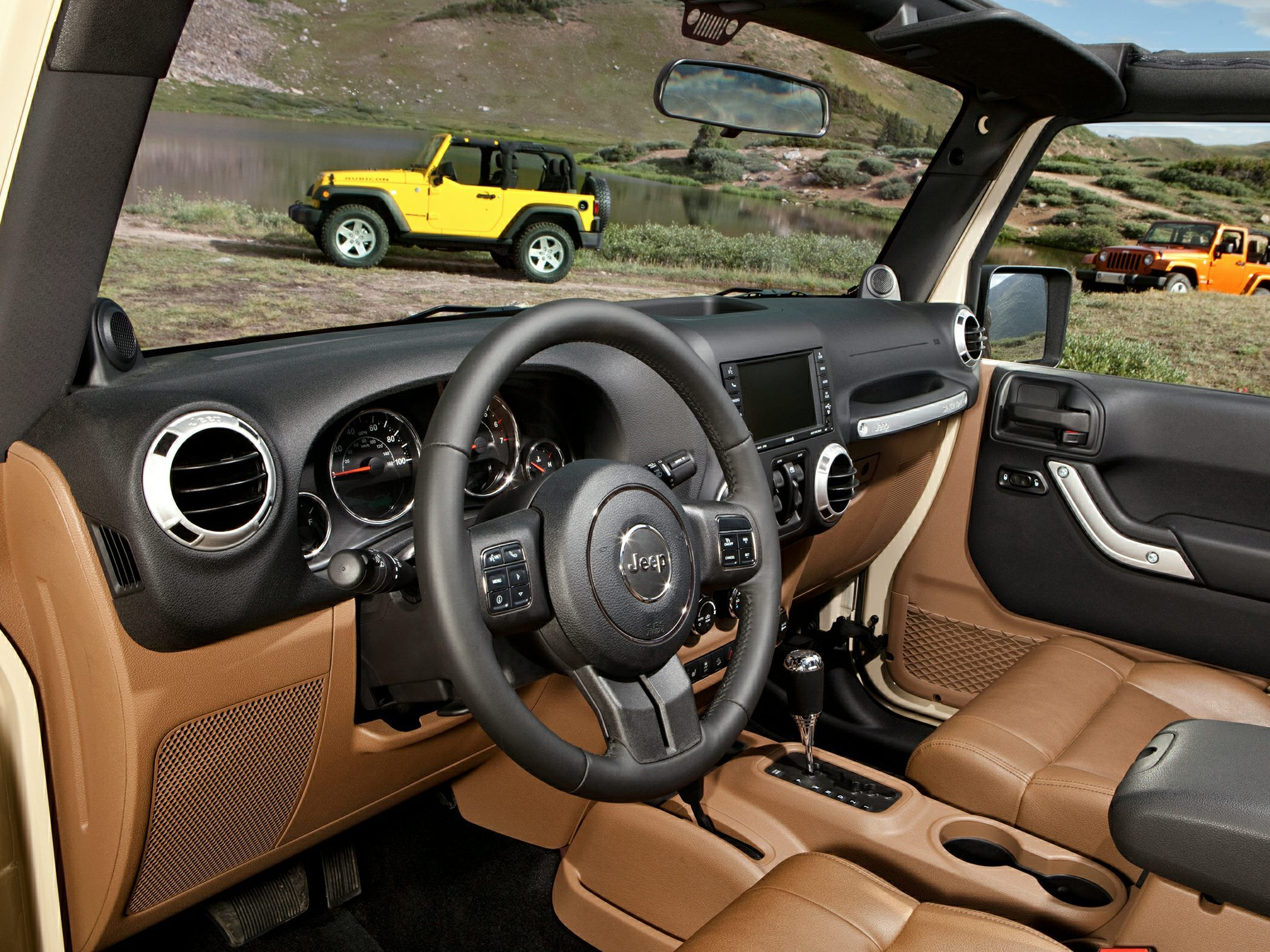 jeep wrangler interior 2014 images galleries with a bite. Black Bedroom Furniture Sets. Home Design Ideas