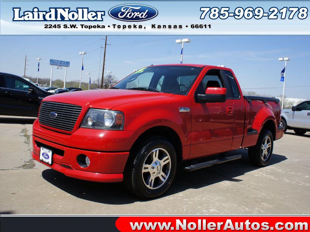 2008 Ford F150 FX2 Sport Truck Regular Cab Sport truck