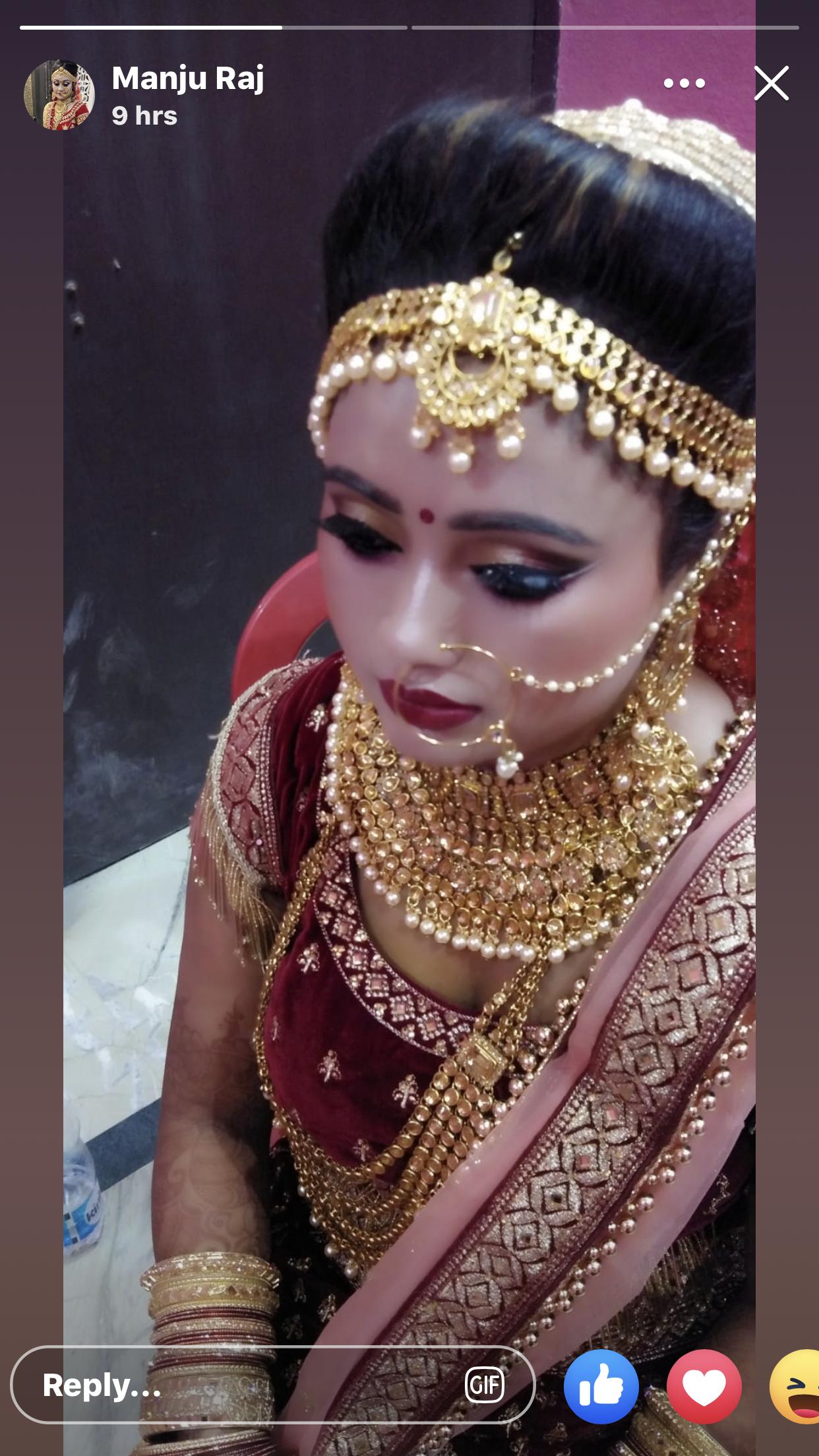 Best airbrush makeup in patna beauty island7250547186