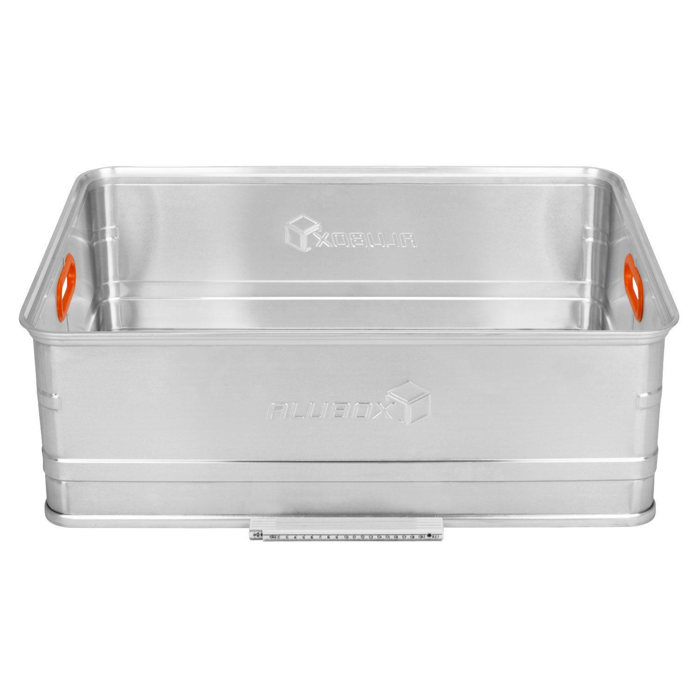 Anndora De Alubox Lagerbox 28 Liter Bis 161 Liter Auswahl Zum Online Shop Lagerbox Box Und Lager