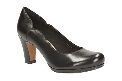 Clarks Denny Harbour Damen Pumps