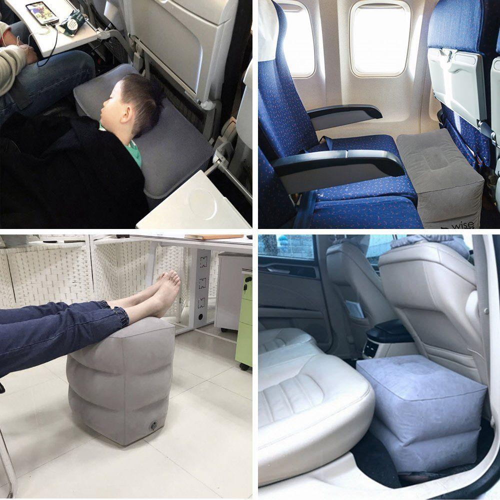 leg rest pillow kids bed foot pad