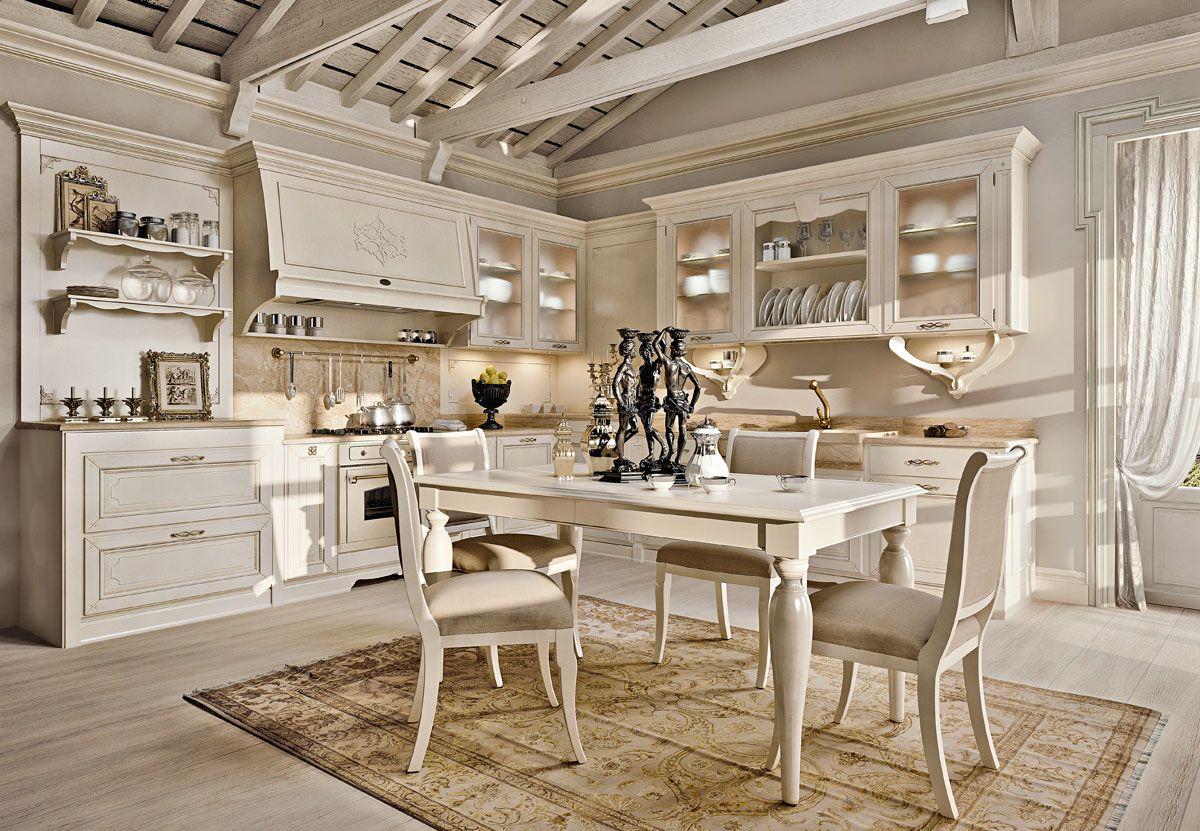 Arcari capri 11 chateau for Arredamento soggiorno stile provenzale