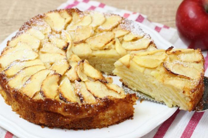 Torte Di Mele Ricette