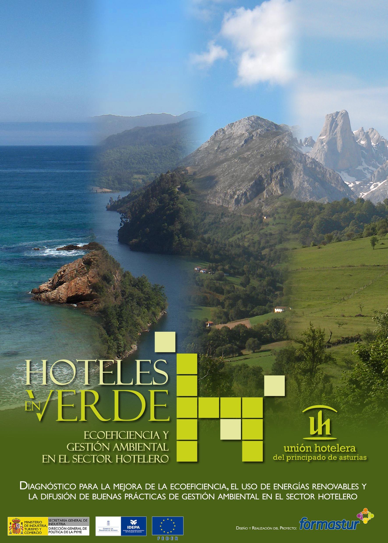 """El Proyecto """"Hoteles en Verde"""" (Asturias 2008)"""
