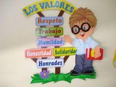 Resultado De Imagen Para Decoracion De Salones De Preescolar