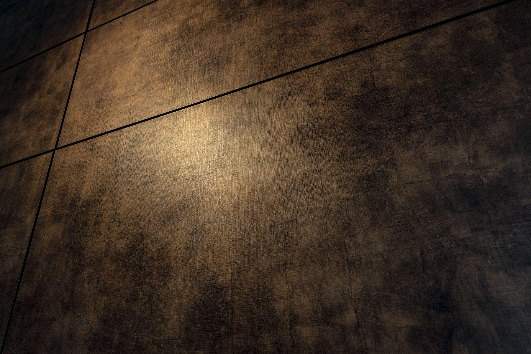 Plyta Meblowa Cleaf Penelope Z Kolekcji Forner W Kolorze Miedzianym Zostala Zastosowana Jako Okladzina Meblowa Painting Hardwood Hardwood Floors