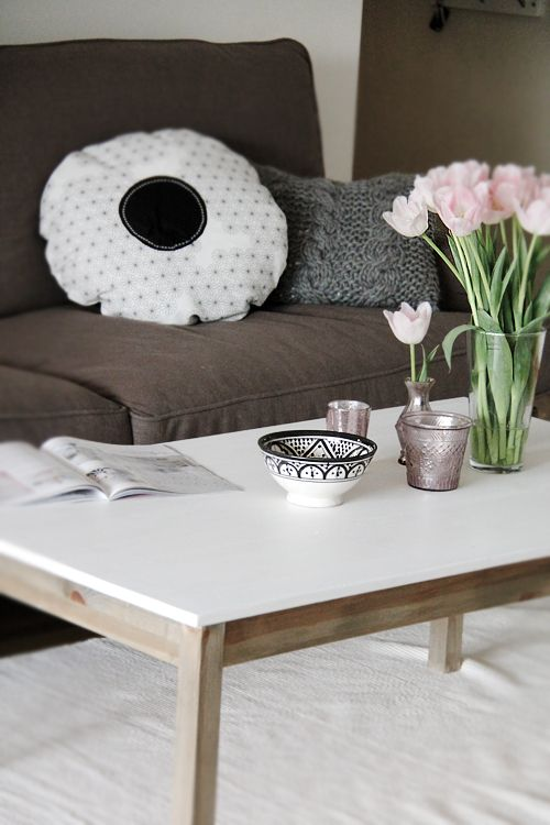 Coffee table on a budget - BEFORE AND AFTER | project 055 | Mesas ...