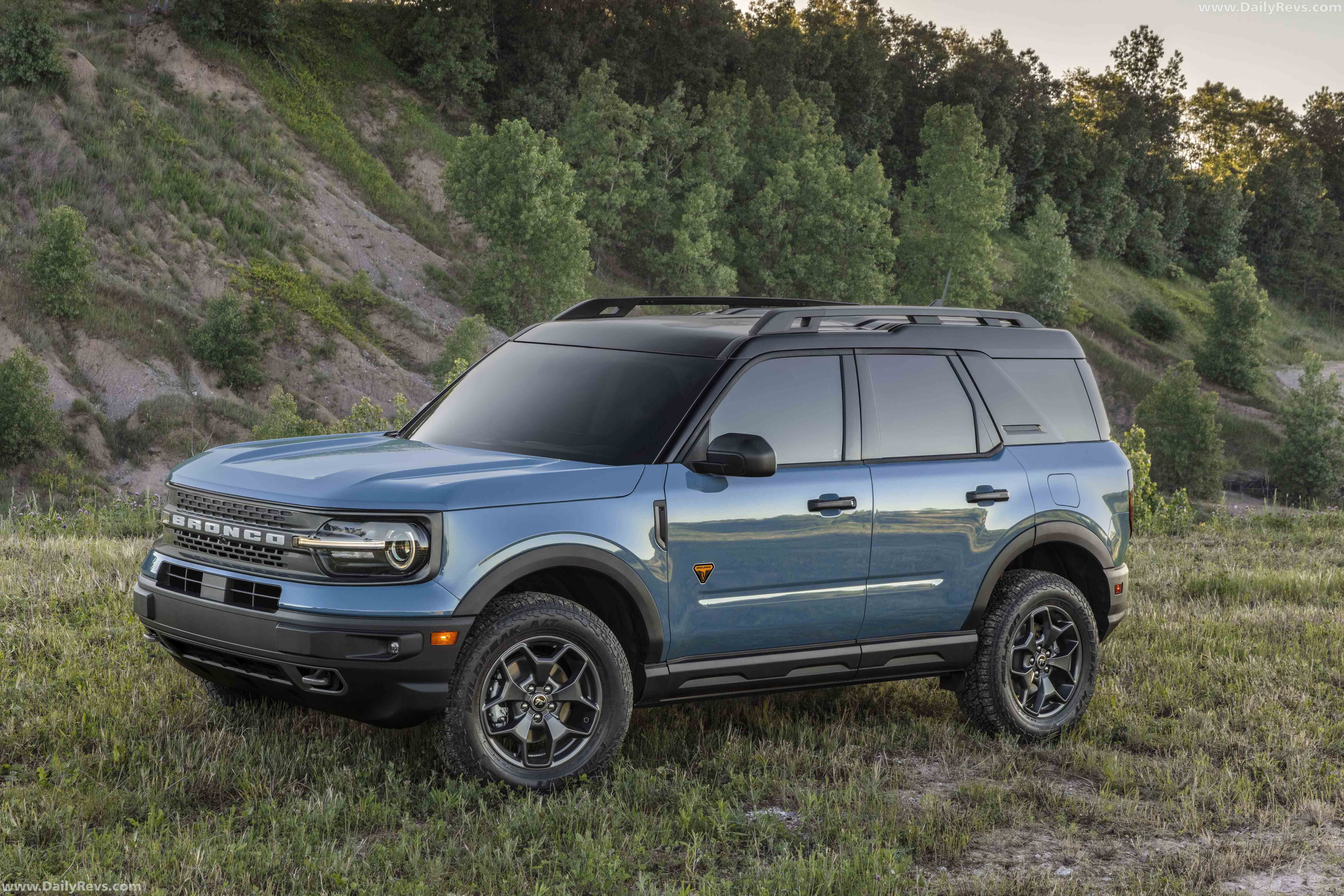 2021 Ford Bronco Sport Dailyrevs in 2020 Ford bronco