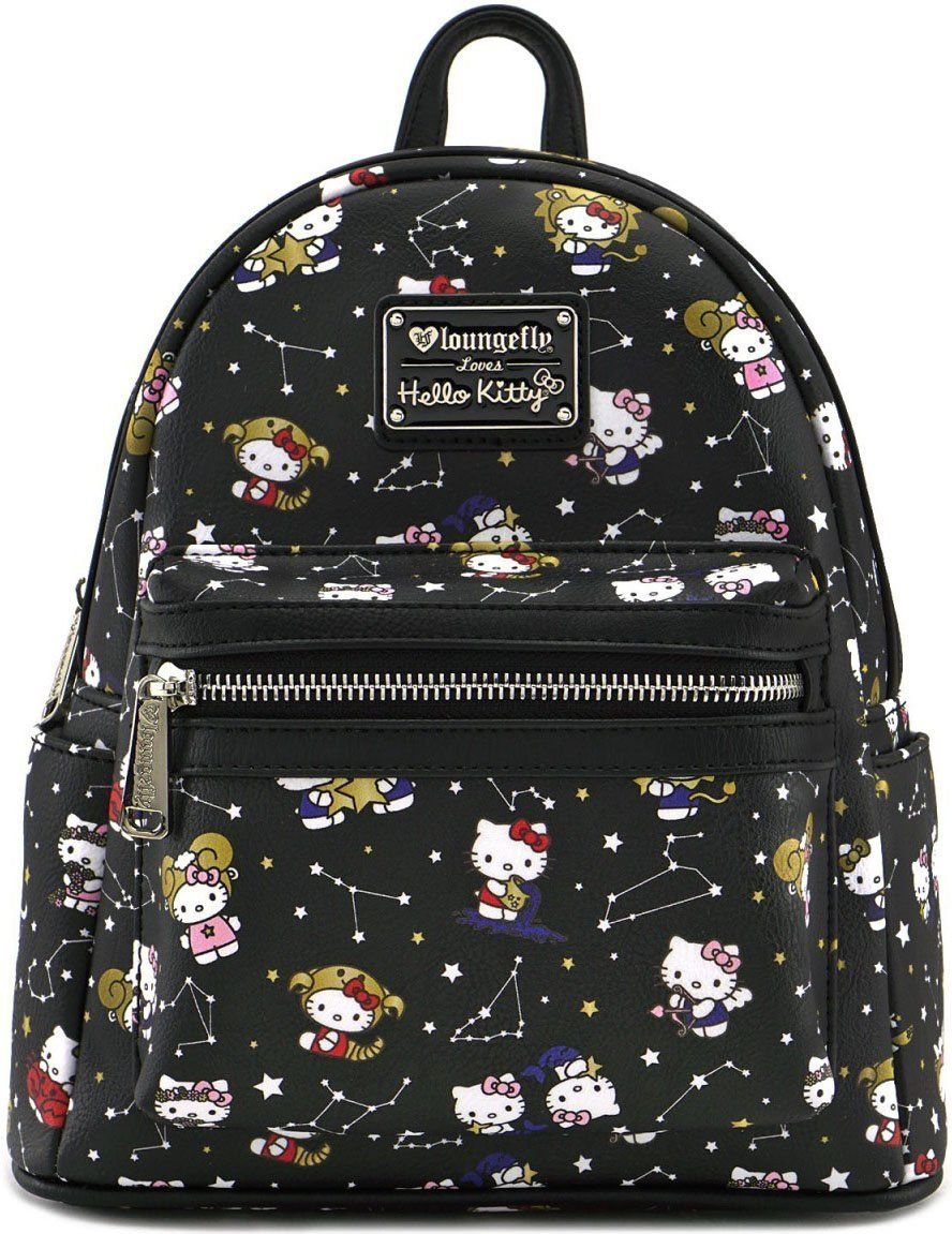 879304040b Loungefly - Hello Kitty - Zodiac Mini Backpack Hello Kitty Purse