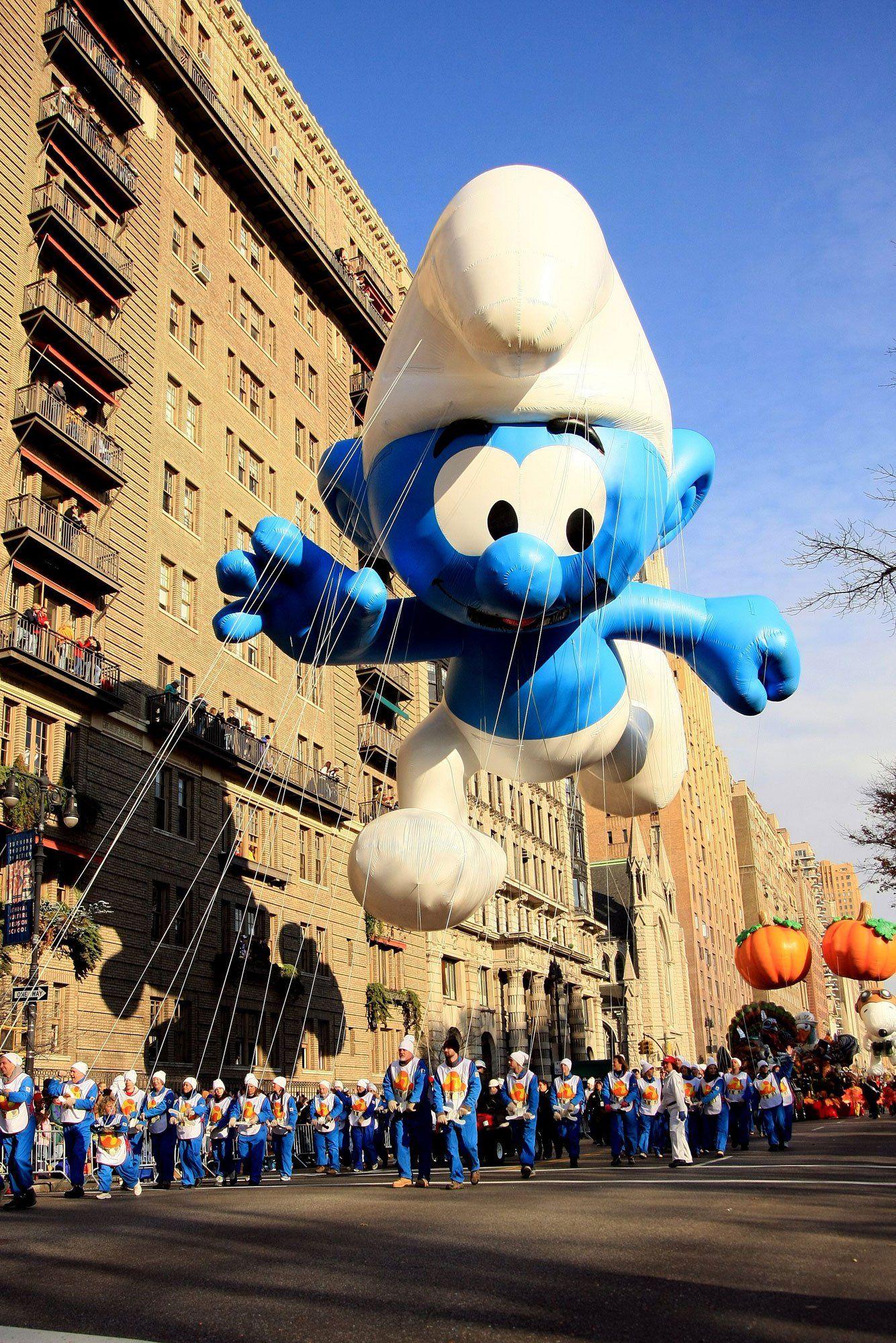 Macy S Thanksgiving Day Parade 2009 In 2020 Ballonnen Carnaval Thema