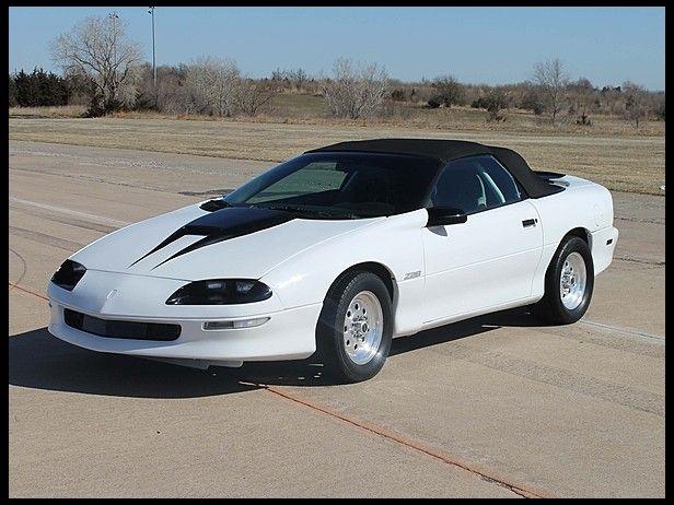 1995 Chevrolet Camaro Z28 Mecum Auctions Chevrolet Camaro