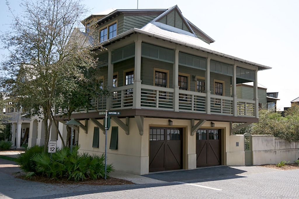 Tower Carriage House Rosemary Beach