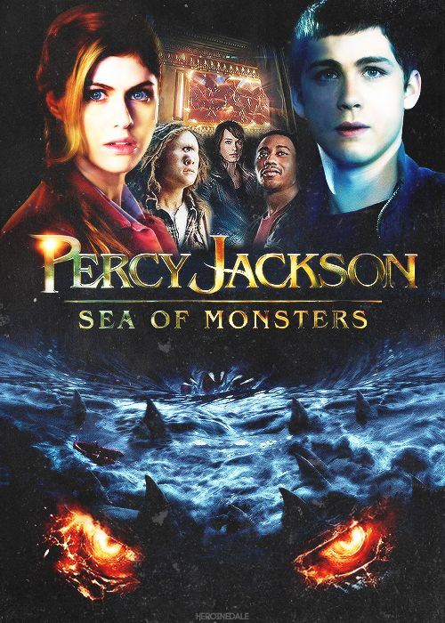 Percyjackson Sea Of Monsters 2013 In 2020 Sea Of Monsters Percy Jackson Percy Jackson And The Olympians