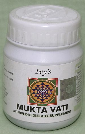 What is Ivy's Mukta Vati? MuktaVati is a unique herbal remedy for