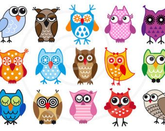 9f1916990557 cute owls designs - Google Search