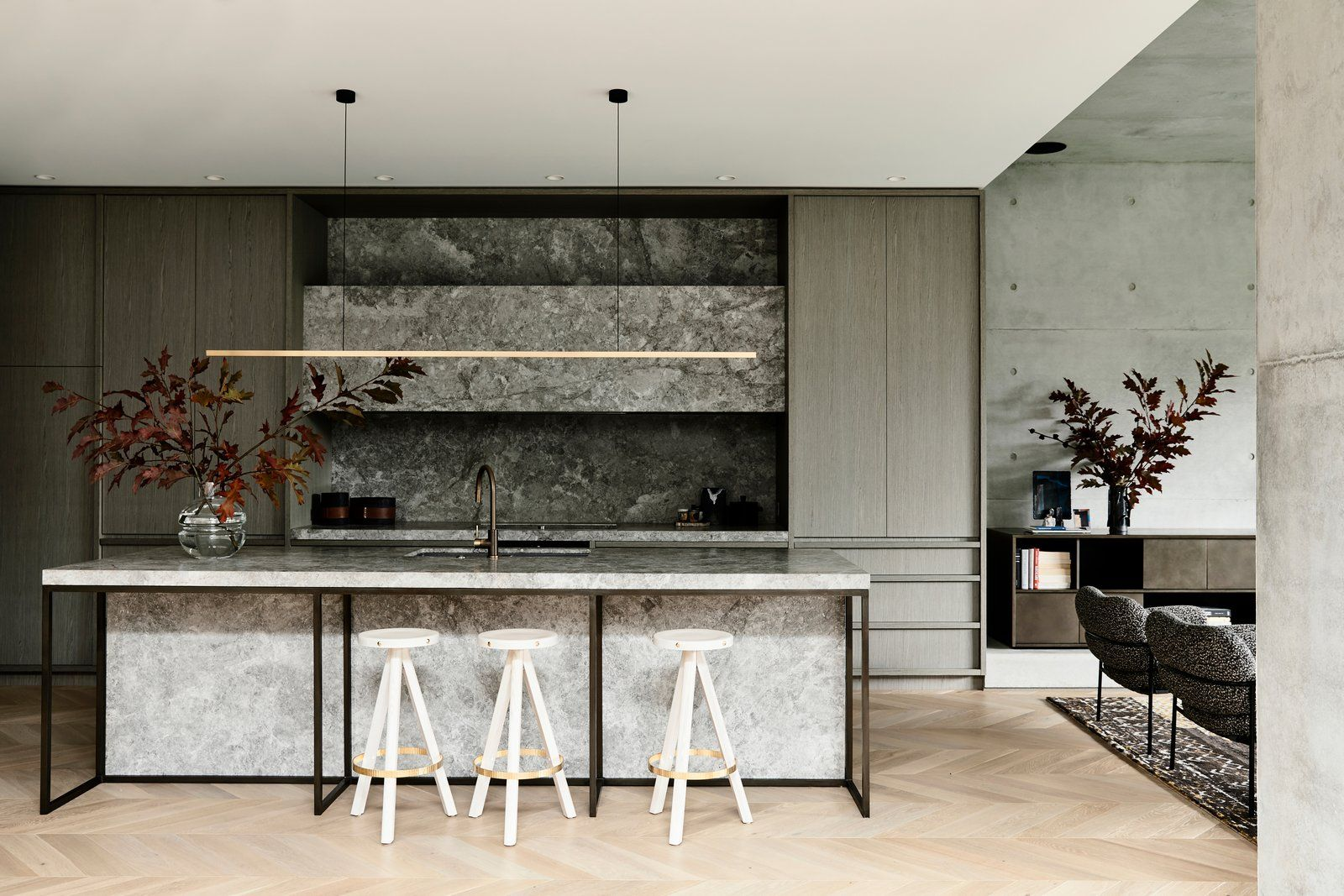 Photo 9 of 9 in A Strong Builder Bond Results in a Sophisticated ...