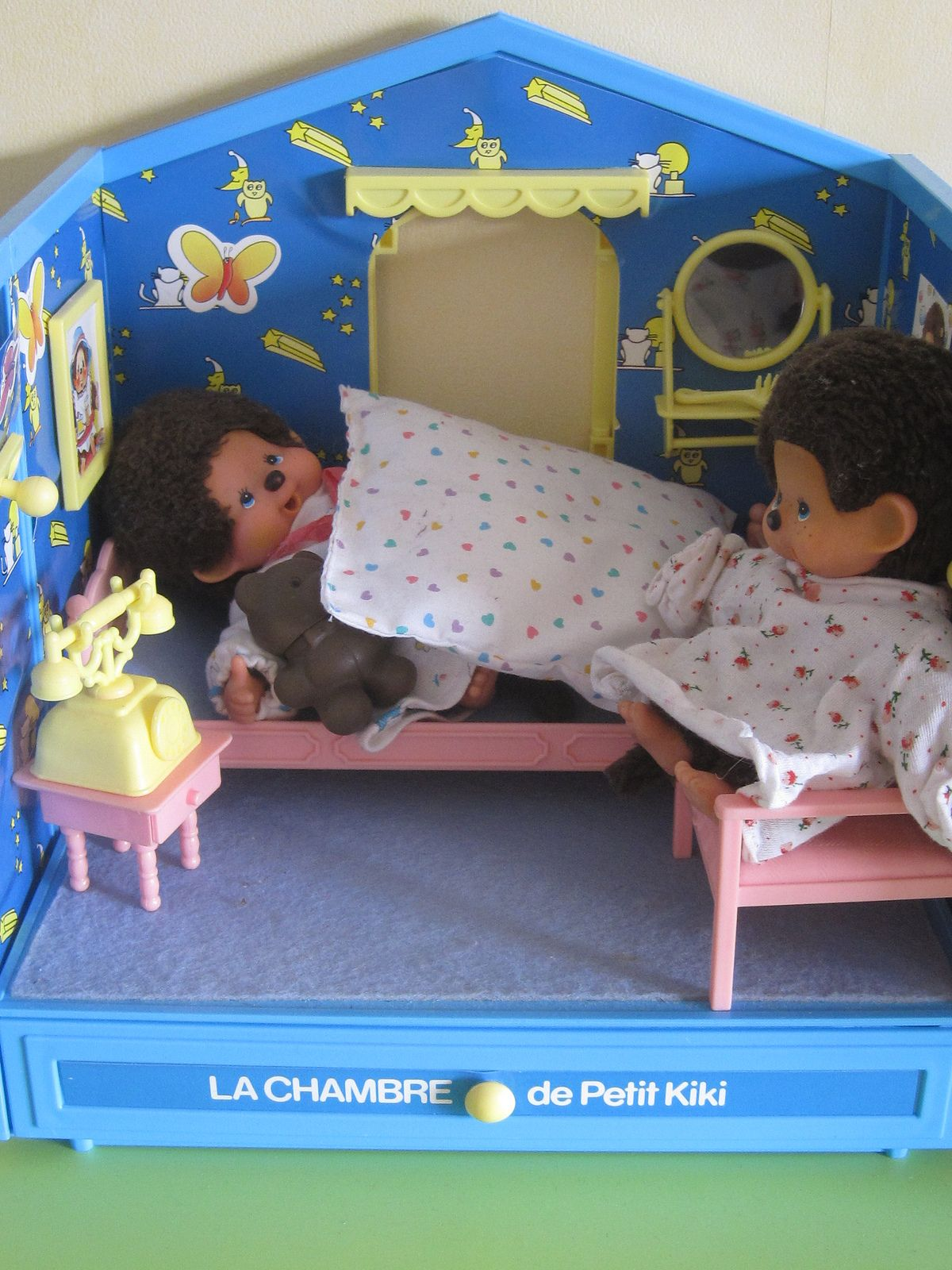 Chambre de petit kiki Ajena
