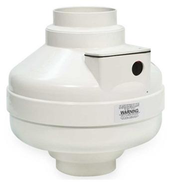 Low Powered Radon Fans Fantech Hp 2133 Features 134 Cfm 0 84 W C 14 20 Watts 0 17 Amps 2900 Rpm 4 5 Duct Connections 4 Radon Duct Radon Mitigation
