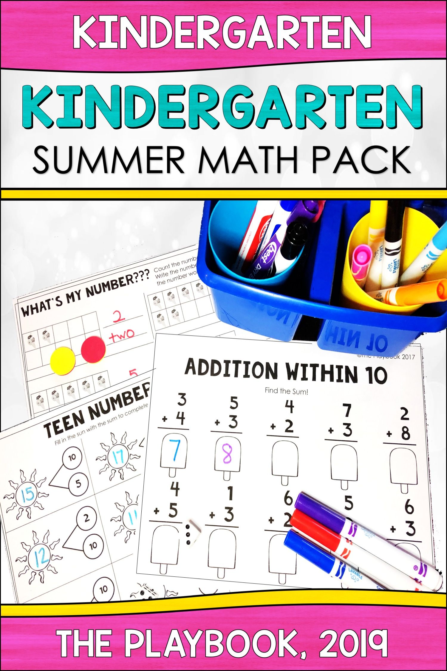 Summer Packet