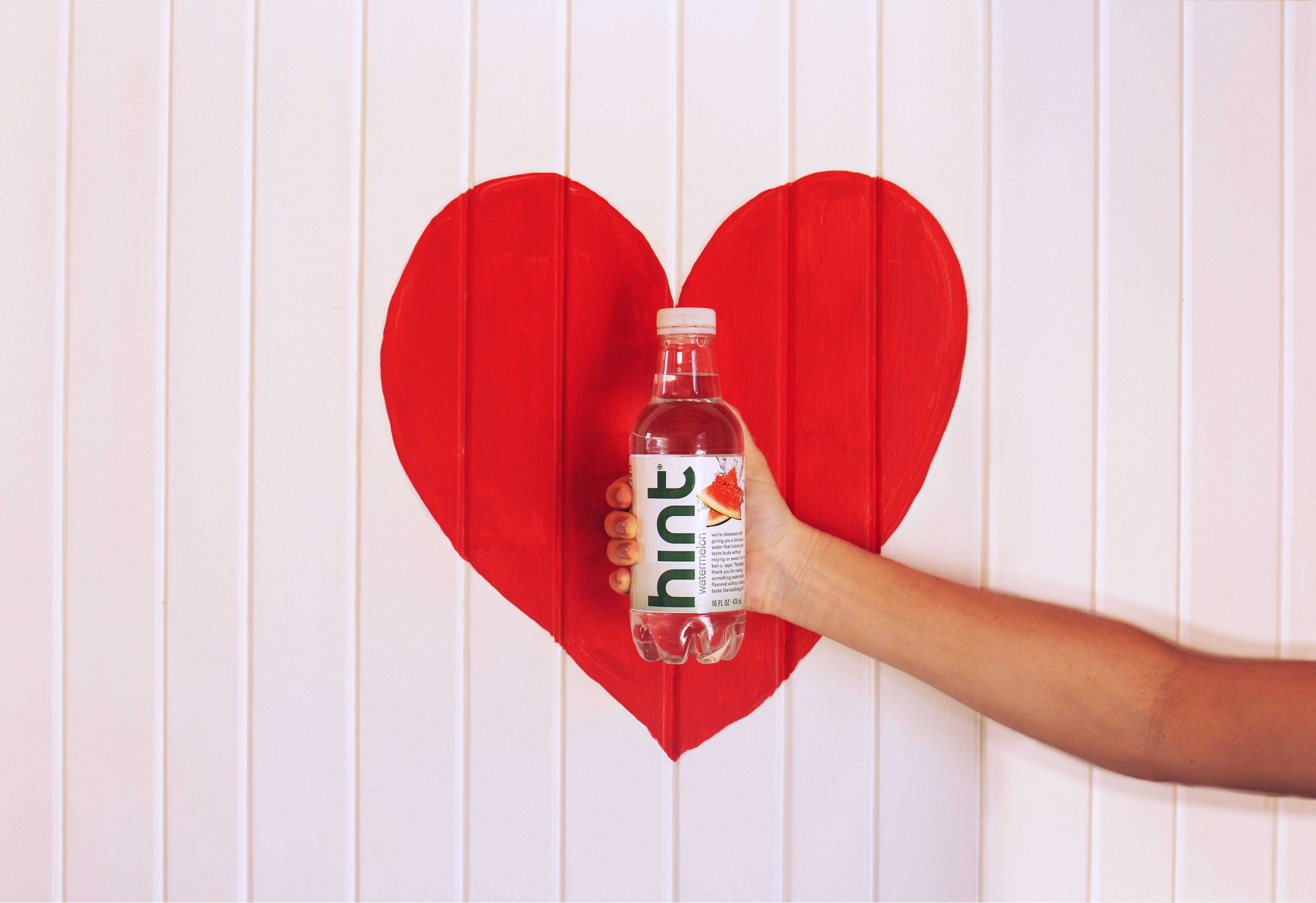 What S Not To Love About Hint Hint Water Love