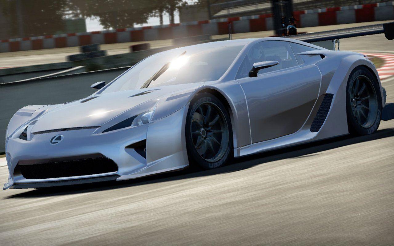 Lexus Lfa Games Need For Speed Shift 2 Wallpaper Jdm Car